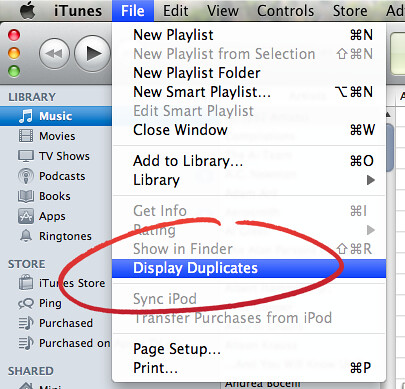 HOW TO: Remove Duplicates From Your iTunes Library [tutori… | Flickr