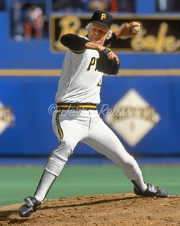 1990 Jerry Reuss Pittsburgh Pirates 6