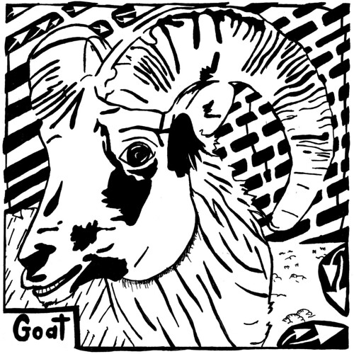 g-is-for-goat-maze | by yfrimer