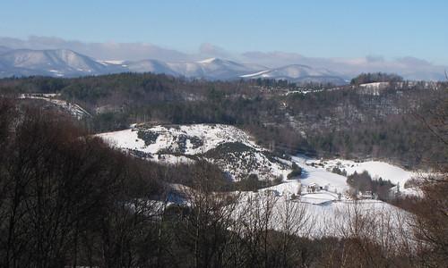 winter landscape northcarolina blueridgeparkway appalachianmountains westernnorthcarolina southernappalachians ccbyncsa canonpowershotsx10is