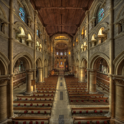 janusz leszczynski saint finbarre cathedral cork ireland choir church architecture hdr square 001217