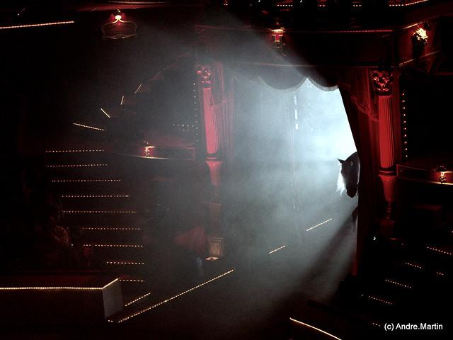 Prestige : Entrée de l'Artiste (Régina Bouglione)