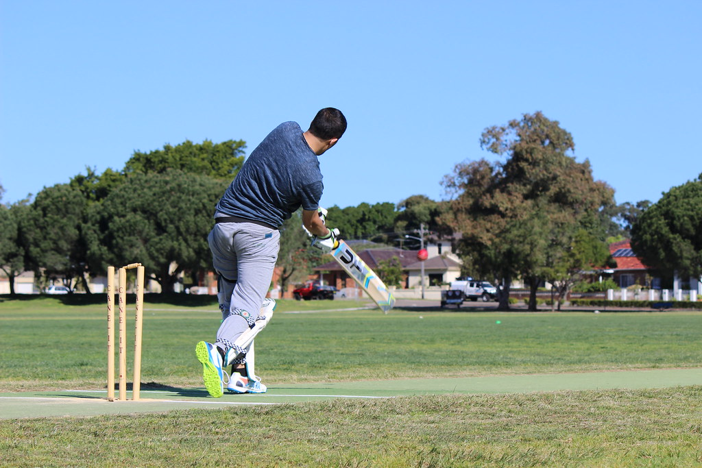 Daceyville Cricket Practice