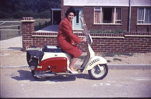 Joy Cowie 1925 - 2011