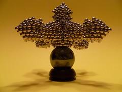 Crowned Cross by YoyoBandalore