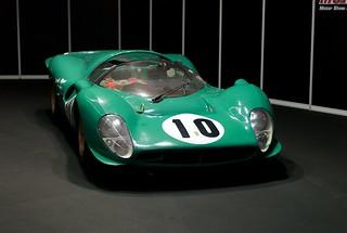 L9771085 Motor Show Festival. Ferrari 330 P4 #900, David Piper | by delfi_r