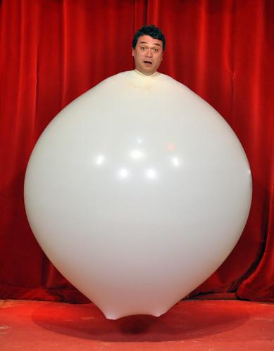 Victor Minasov - Ballon | by Duo Minasov - Quick Change and Ballon Act