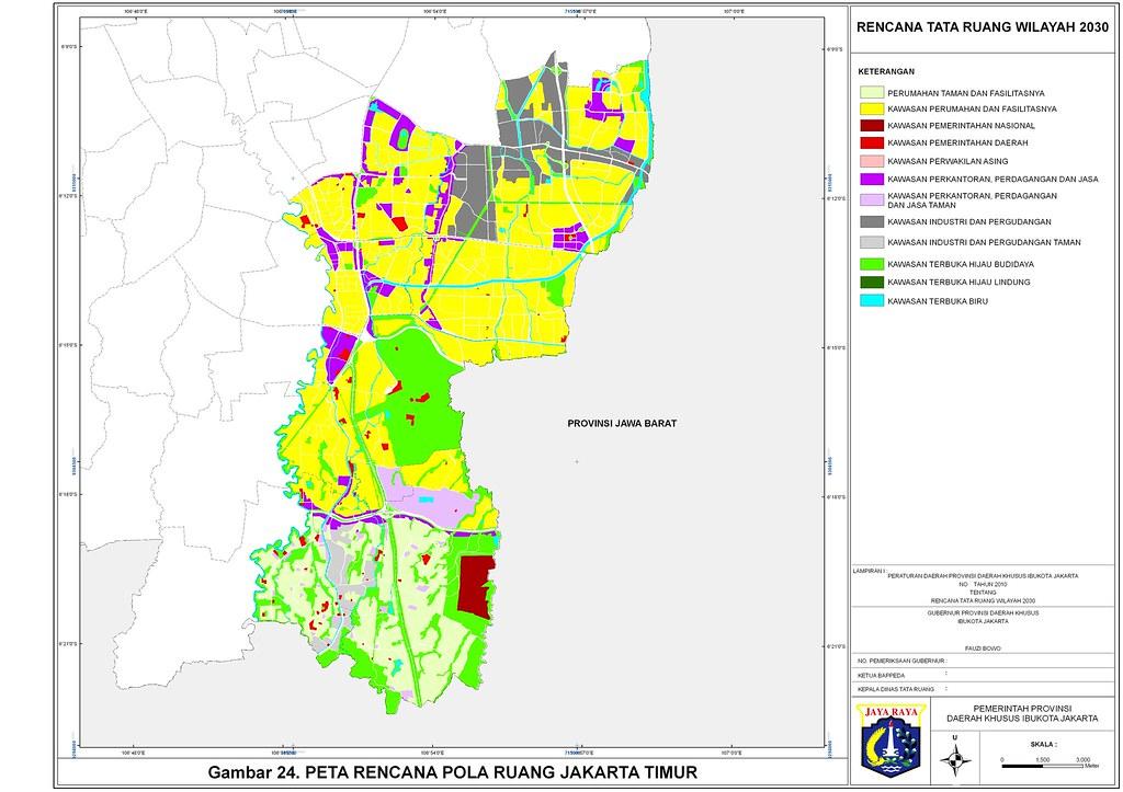 Peta Kawasan Industri Pulogadung - The Accounting Cover Letter