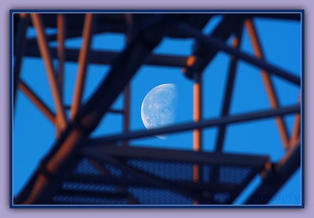 Shadows of Bluehour Moon