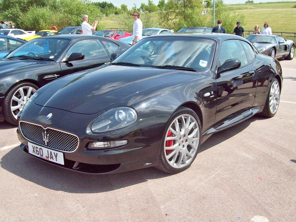 352 Maserati Gran Sport Coupe (2004-07) | Maserati Gran ...