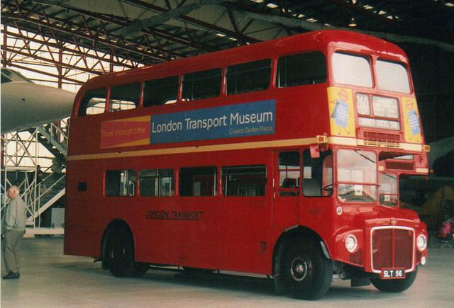 RM 1, SLT 56, AEC Routemaster (3)
