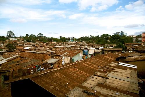 africa bar kampala slums