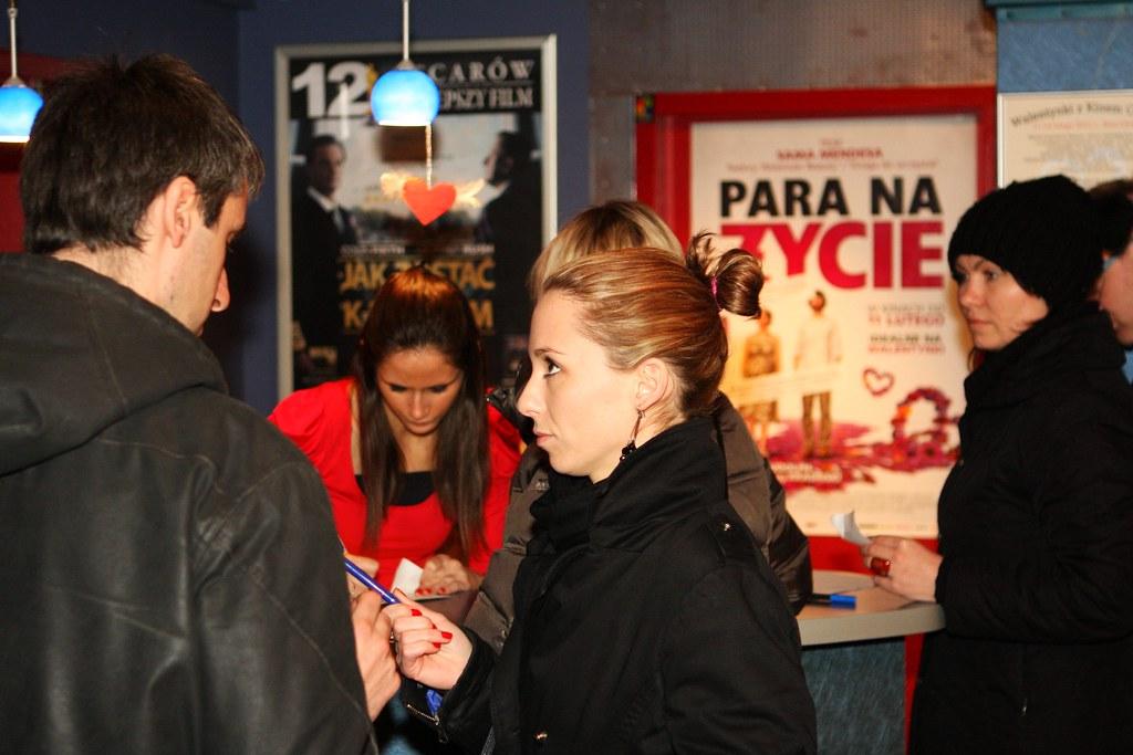 WALENTYNKI W KINIE CHARLIE, 14.02.2011r., Kino Charlie