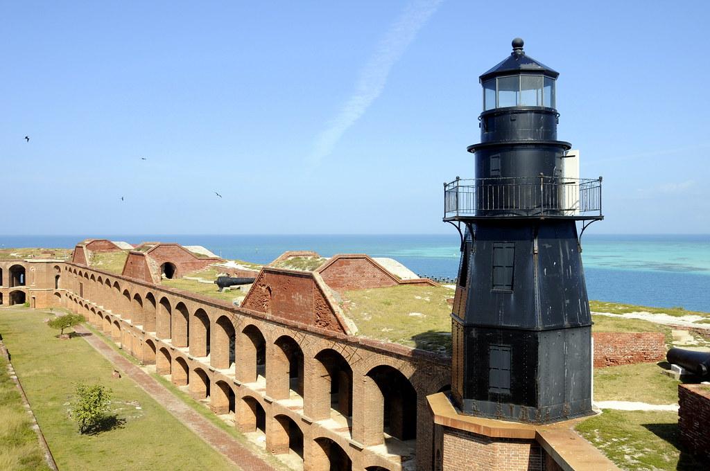 Garden Key Lighthouse, Florida