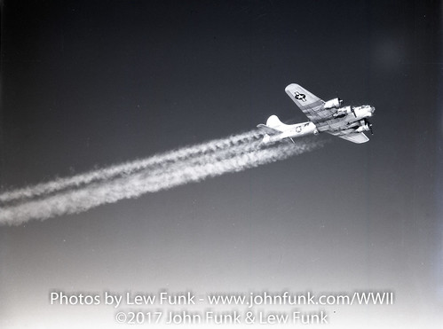 B-17 43-38789 Fast Company | by John Funk from Golden Colorado