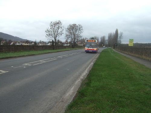 Route 781 Centrebus Leeds Route 781 Near Pool West
