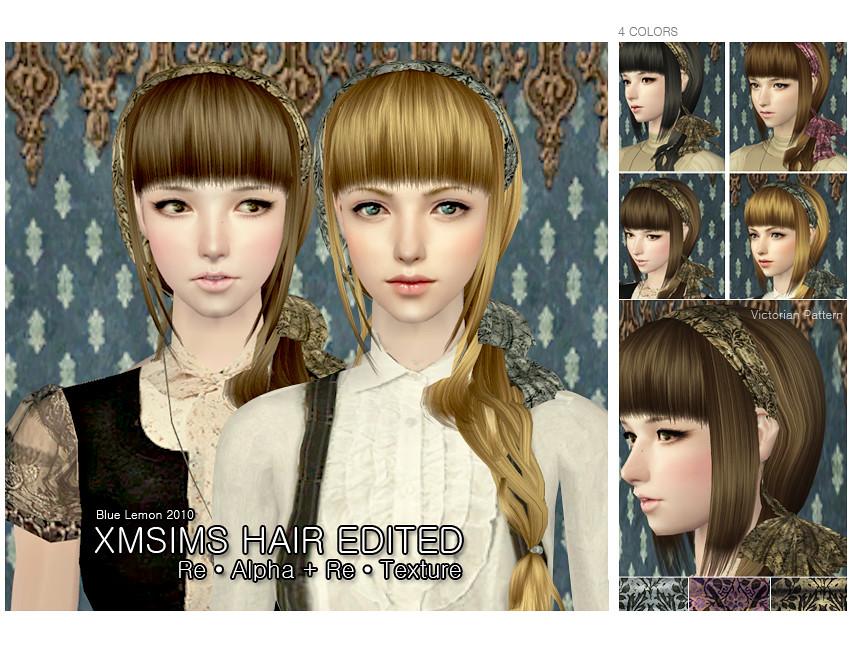 sims 2 hair download