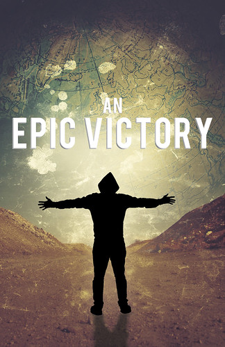 An Epic Victory | by Evan Courtney