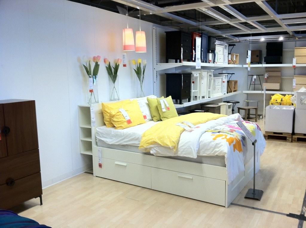 Ikea Tagesbett Brimnes : ikea brimnes bed sweetietooth flickr ~ Watch28wear.com Haus und Dekorationen