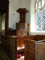triple decker pulpit
