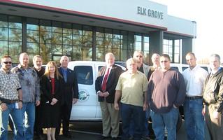 Elk Grove Toyota Service >> Elk Grove Toyota And Willdan Engineering Nine New Vehicles