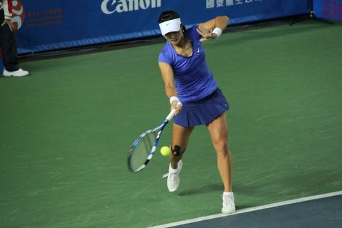 Li Na tennis 1 | by Tennis Lessons in Singapore| OnCourtAdvantage.com