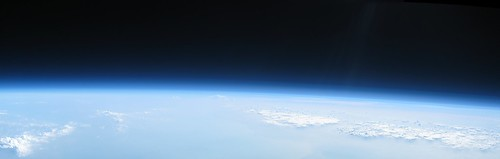 Earth's Curvature at 29,394 metres | by Openspace Project