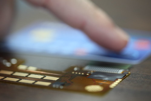 Credit card of future | by Robert Scoble