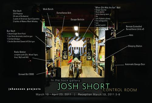 Josh Short Show Card