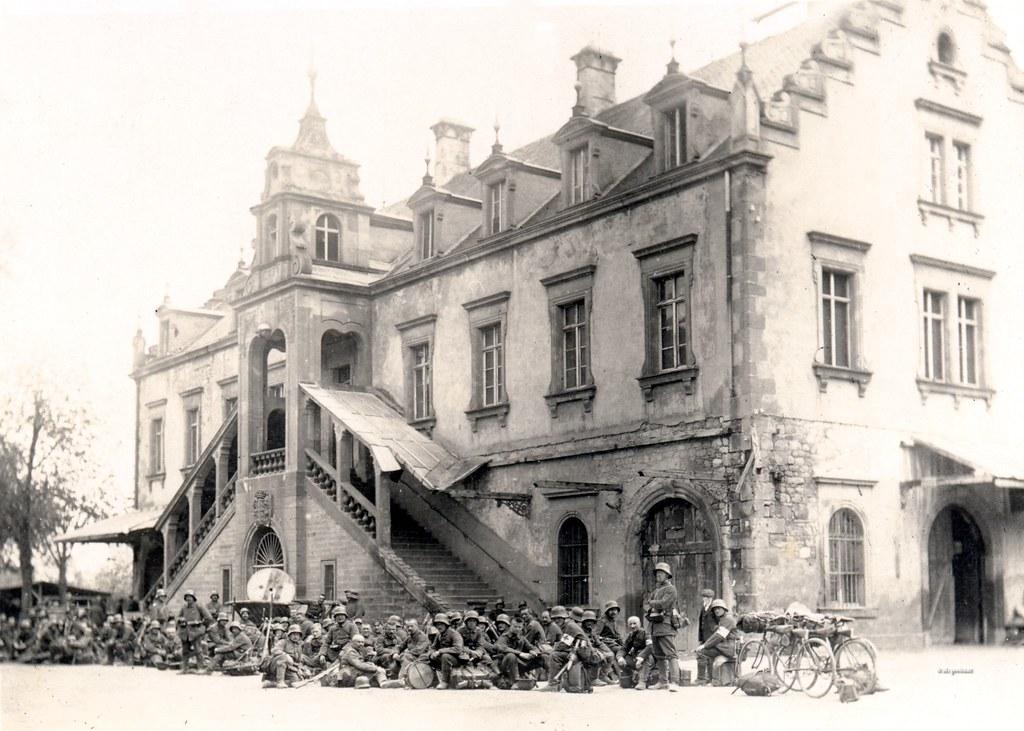 Hôtel de Ville de Soultz (Haut-Rhin), Alsace