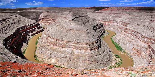 utah sanjuan mexicanhat gooseneck sanjuanriver gooseneckstatepark utahstatepark gooseneckofthesanjuanriver
