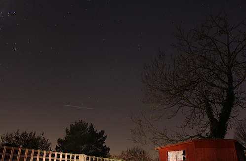 ISS from Herts 7th Mar 2011