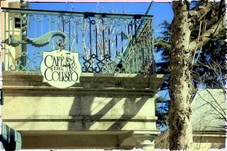 Café del Coliseo   by adesarmiento