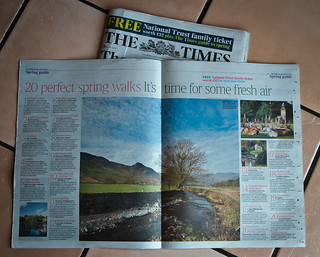 The Times guide to Spring (Weekend section). 20 perfect spring walks. | by s0ulsurfing
