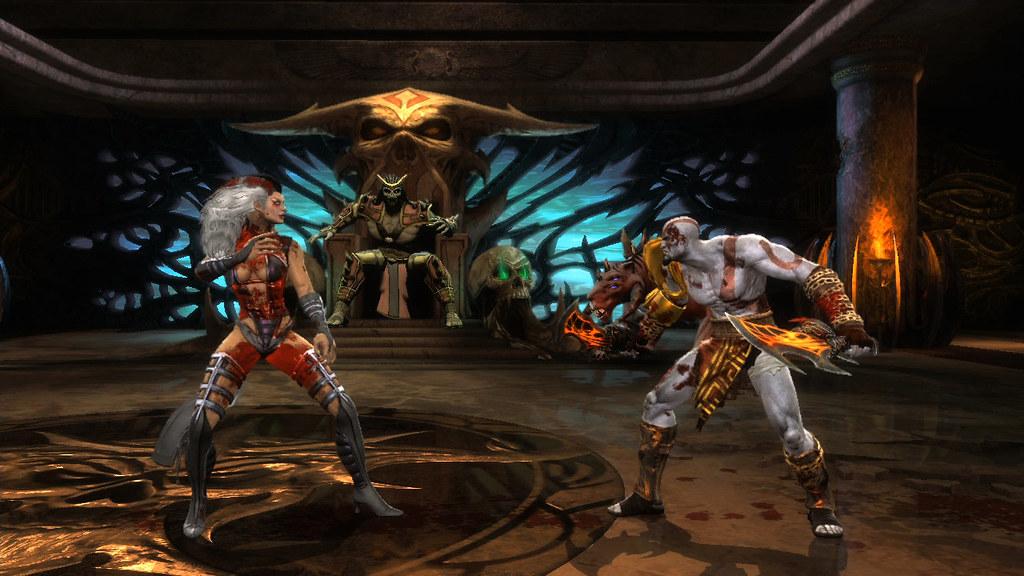Kratos-Kombat-6 | Kratos vs Mortal Kombat: Ed Boon and Stig