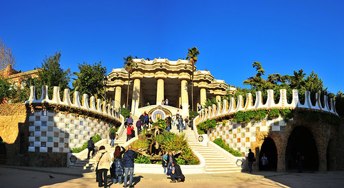 Guell Park | by Physiowilly