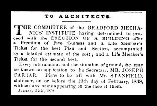 0124 - Mechanics Institute | by Bradford Timeline