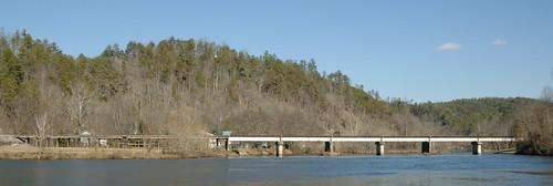 bridge csx ln reliance