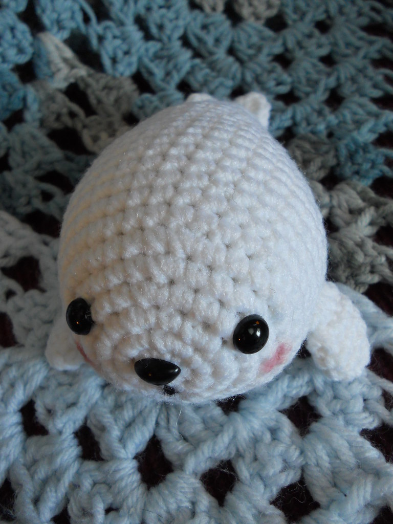 Amazon.com: Baby Seal Crochet Pattern eBook: Gaines, Amy: Kindle Store | 1024x768