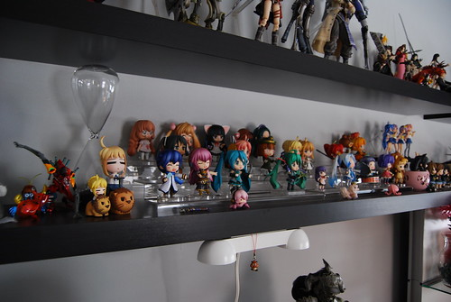 Nendoroid display part 2 | by Plastic_Fantastic