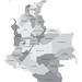 El mundo en Colombia según población by juglar del zipa