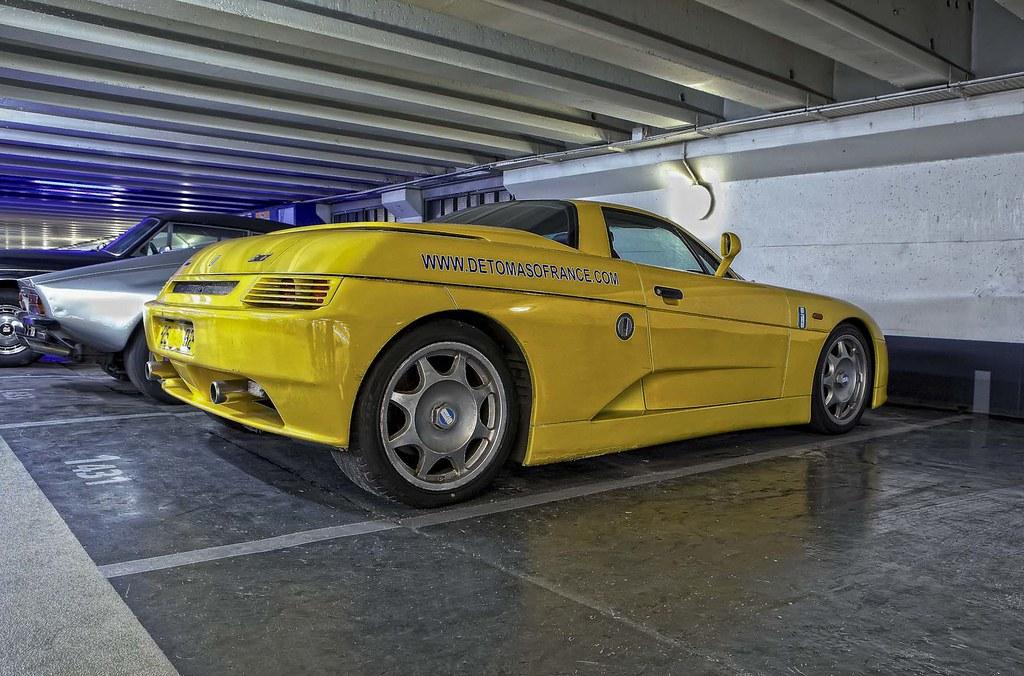 Hdr De Tomaso Guara V8 Bmw 283cv 270 Kmh Pec Flickr
