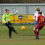 Enfield Town Ladies 4 Mossley Hill Ladies 2