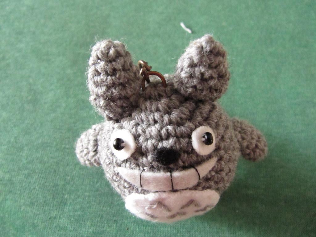 Kawaii unicorn keychain Amigurumi keychain animal Crochet | Etsy | 768x1024