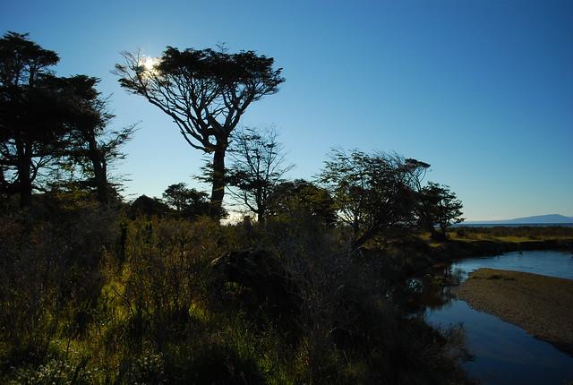 Río Grande, Isla Riesco-Magallanes
