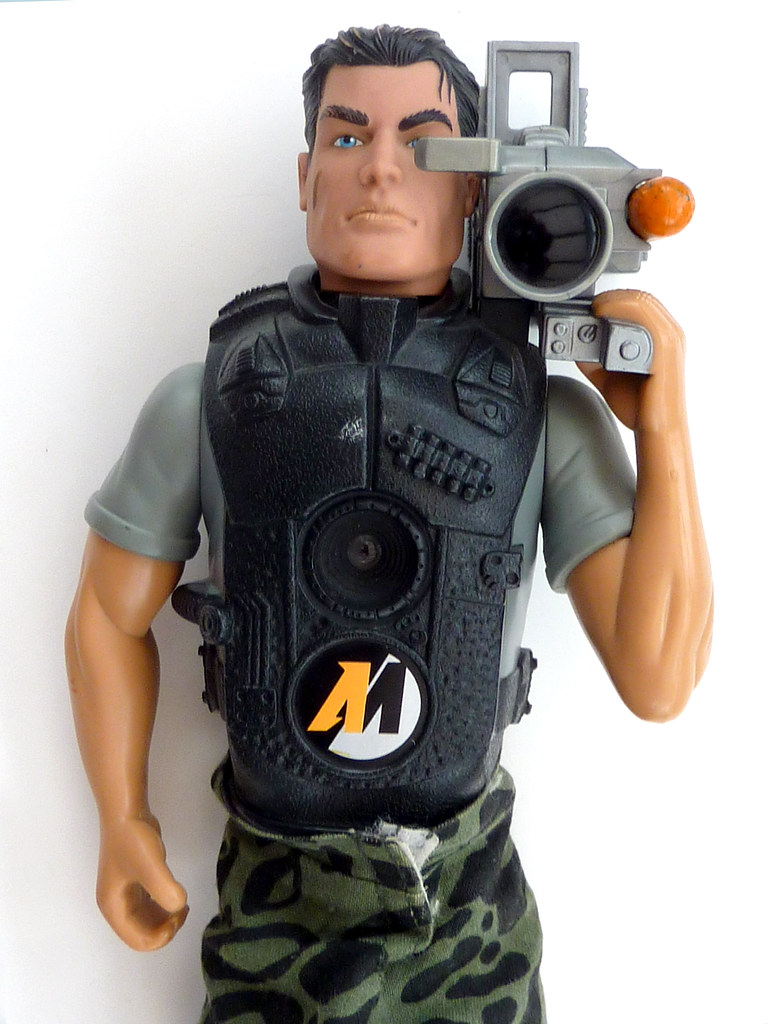 """Action Man Camera 