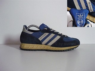 70`S 80`S VINTAGE ADIDAS TRX RUNNER SHOES | made in yugo
