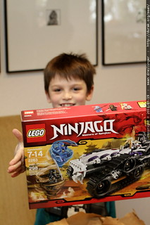 nick opens a big lego kit from his grandparents - MG 3962.JPG | by sean dreilinger