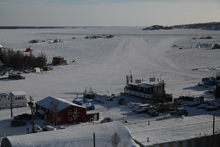 view of ice road | by Reel Youth