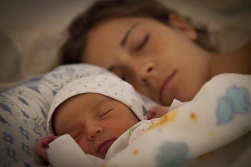 Llego!! Las mas hermosas del mundo durmiendo...